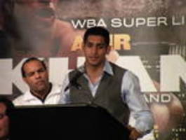 will amir khan, adrien broner land in mayweather's undercard?