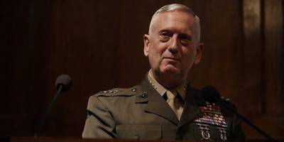 people are calling this speech by marine general 'mad dog' mattis 'the most motivating speech of all time'
