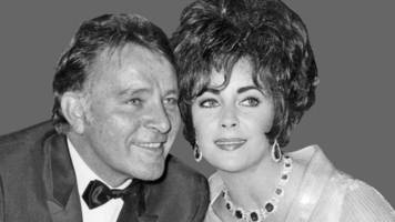 since the liz taylor, richard burton hiff movie is hot, read this!